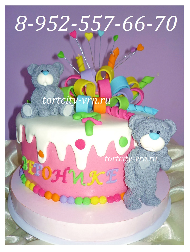 Детские торты фотографии тортов