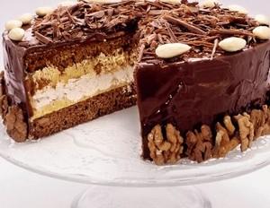 Шоколадный чизкейк новые фото